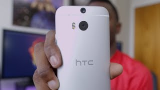 HTC One - HTC One M8 Review!