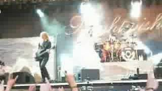 Nightwish, Amaranth live, Metaltown in Gothenburg 2008-06-28