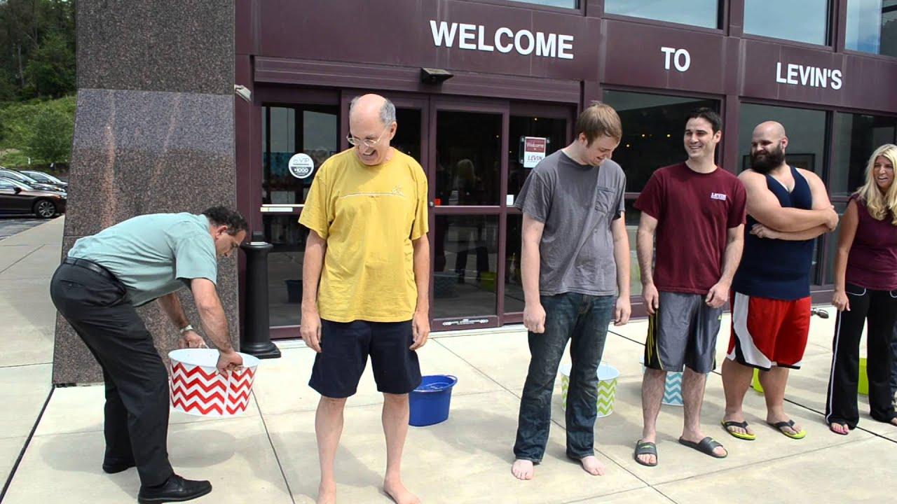 Levin Furniture ALS Ice Bucket Challenge   YouTube