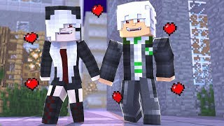Minecraft - ROMANCE DE VAMPIROS #3 - MEU AMIGO VAMPIRO COMEÇOU NAMORAR UMA VAMPIRA?!