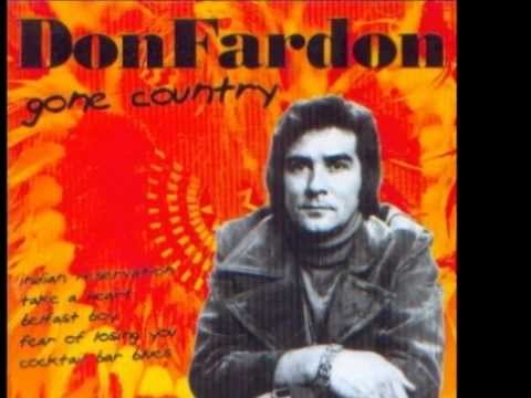Don Fardon  Brown Eyed And Blue