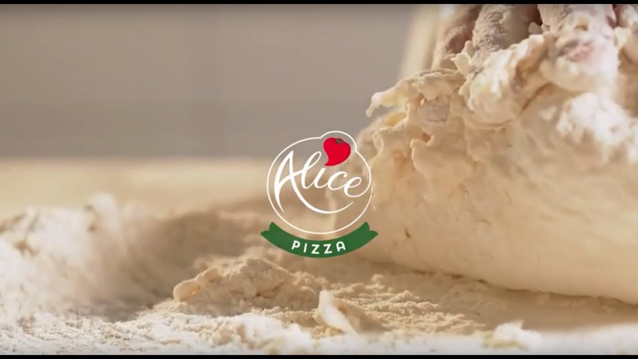 Alice Pizza - The flavours of lightness