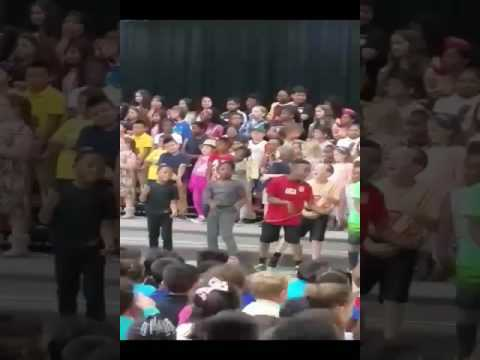 Whitehead Road Elementary School  Assembly