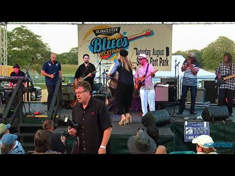 GRAND FINALE JAM Live @ The 6th Annual Gloucester Blues Fest