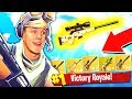 LEGENDARY SQUAD VICTORY ROYALES! (Fortnite Battle Royale)