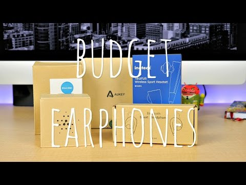 Budget Bluetooth Earphones: The Good, The Bad & My Favorite