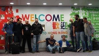 not your average bachelor party... China - Hong Kong - Macau