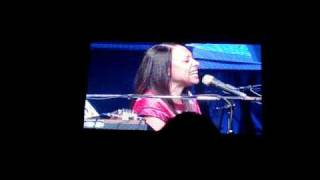 Stevie Wonder Introduces Shelea Frazier Part 1 www myspace