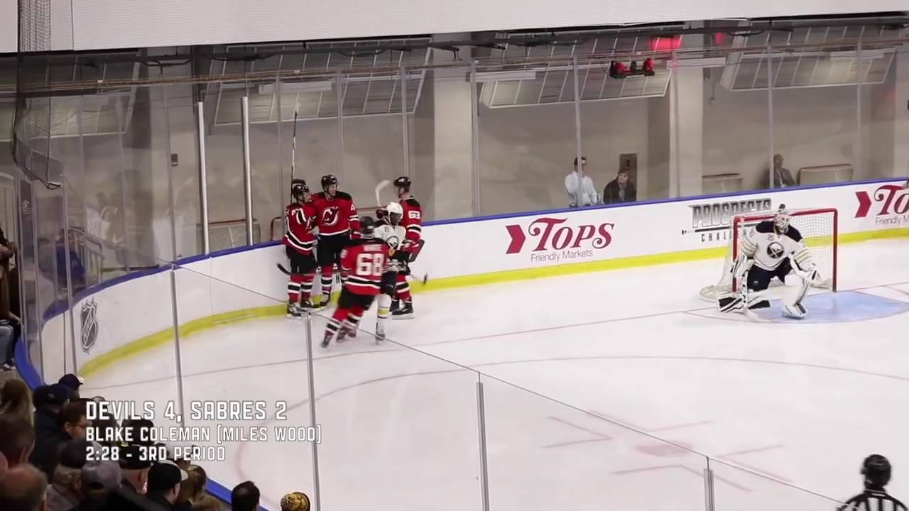 Watch All Six Devils' Goals From Game 1 – Albany Devils