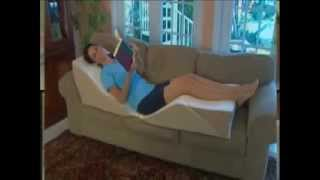 Total Body Support Video - BackMax Wedge Cushions