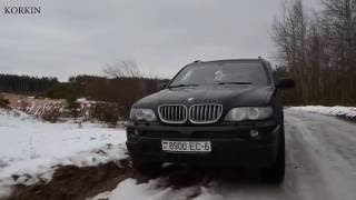 BMW X5 E53 за 580 000. Часть 1.
