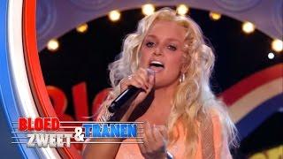 Samantha Steenwijk zingt