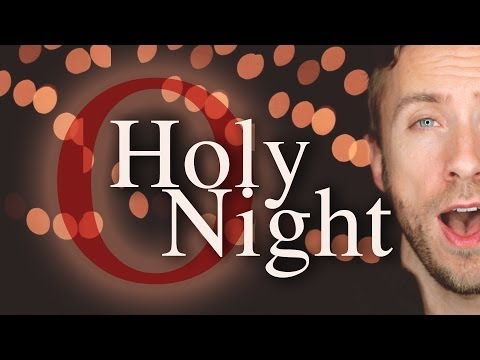 O Holy Night - Peter Hollens - A Cappella