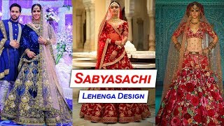 Latest Sabyasachi Lehenga Design Collections That You Should Try Out | TBG Bridal Store