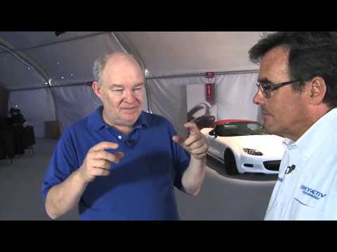 Bob Hall & Dean Case talk Miata Heritage