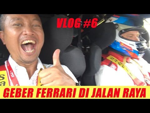 Ferrari Festival of Speed - Indonesia | Vlog #6