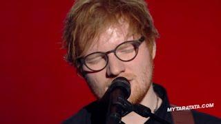 "Ed Sheeran ""Supermarket Flowers"" (Extrait) (2017)"
