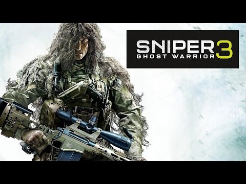 ONE MAN ARMY, TARGET DOWN! Sniper Ghost Warrior 3 #1 Campaign Mission Gameplay
