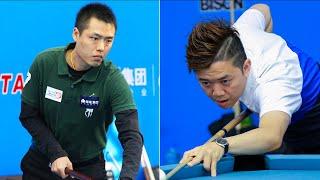 2015 Miyun Open - Jung-Lin Chang 張榮麟 vs Lo Liwen 羅立文