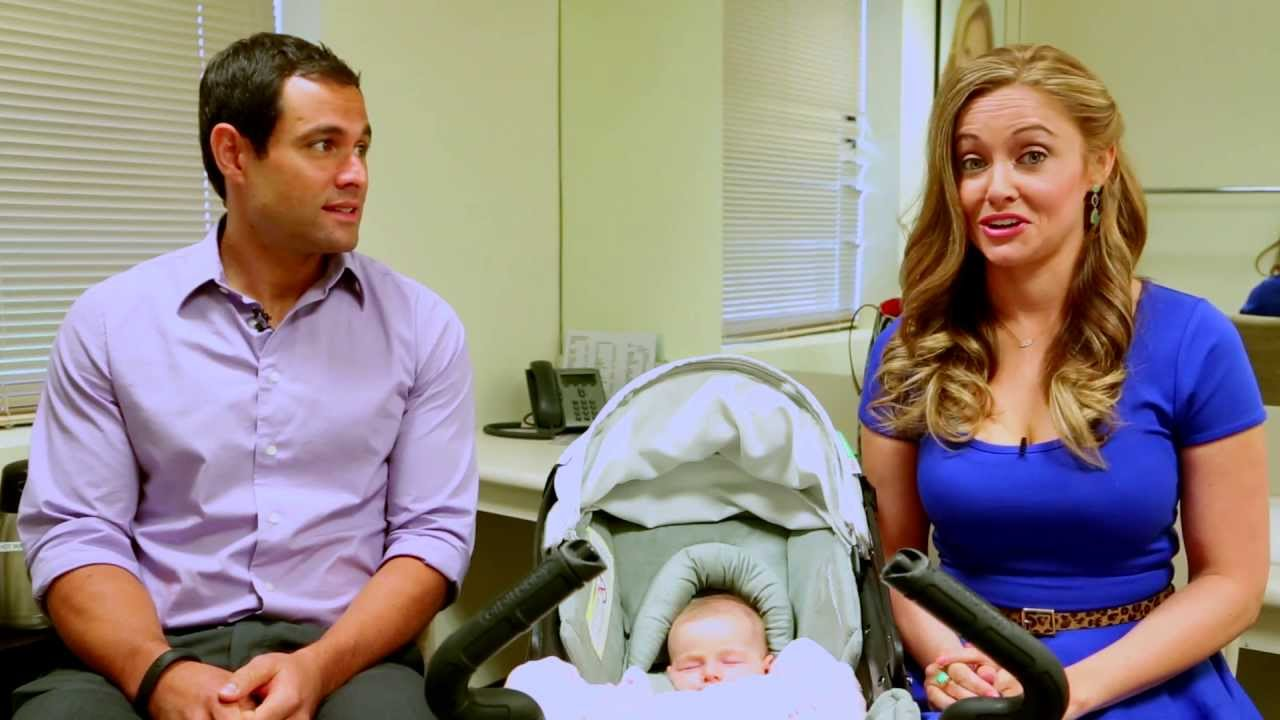 Molly Mesnick Baby News