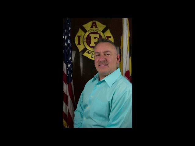 1430 Connection / Joe Addivinola - Anne Arundel County Professional Fire Fighters, Local 1563