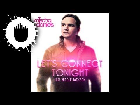 Mischa Daniels Feat. Nicole Jackson - Let's Connect Tonight (Cover Art)