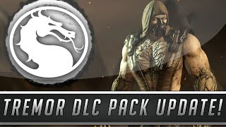 Mortal Kombat X: New Tremor Fatality Teaser & Biography + New MK3 Klassic Skins! (Kombat Pack DLC)