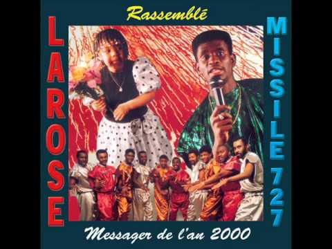Larose & Missile 727 - Mandela