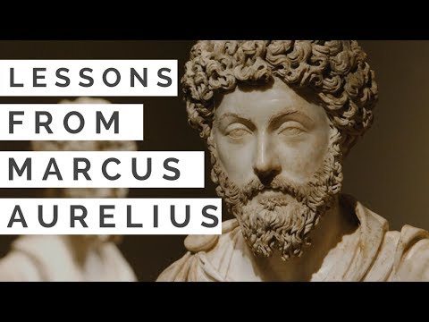 6 Life Lessons From Marcus Aurelius Meditations