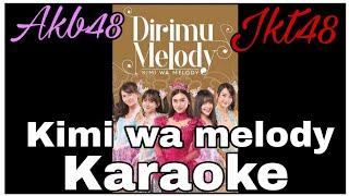KARAOKE Kimi wa melody
