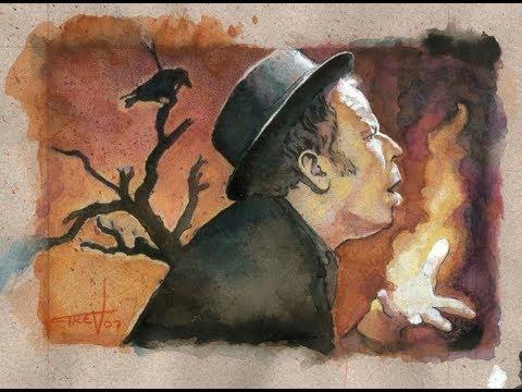 Last Leaf On The Tree - Tom Waits with Keith Richards