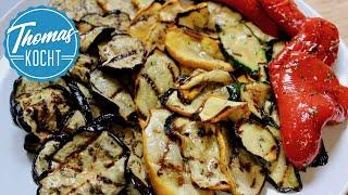 Grillgemüse richtig zubereiten