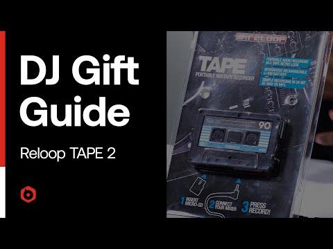 Reloop TAPE 2 | DJ Gift Guide