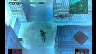 Metal Gear Solid - -Snake Vs Raven- Vizzed.com GamePlay - User video