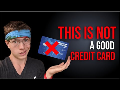 New Amex Cash Magnet Card (Good For... Nobody)