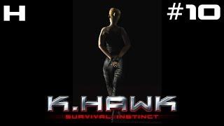 K-Hawk Survival Instinct Walkthrough Part 10