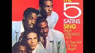 THE FIVE SATINS -  A MILLION TO ONE