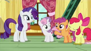 Rarity interrupts the CMC - Forever Filly
