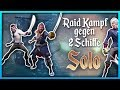 RAID KAMPF GEGEN 2 SCHIFFE Sea Of Thieves Solo PvP Deutsch NerdDings mp3