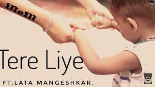 Gambar cover TERE LIYE II VEER ZARA II Lata Mangeshkar , Roop Kumar Rathore II Cover by A jay