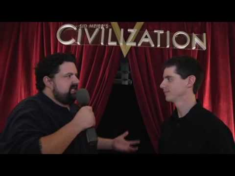 Giant Bomb: Civilization V Interview with Pete Murray