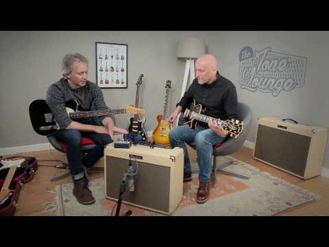 Tone Lounge: Roland Blues Cube Artist
