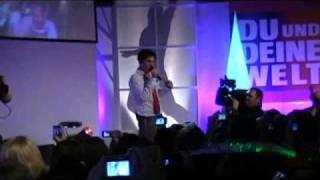 """Fady Maalouf - Fever Hamburg Messe """"Du und Deine Welt"""" 04.12.2008"""