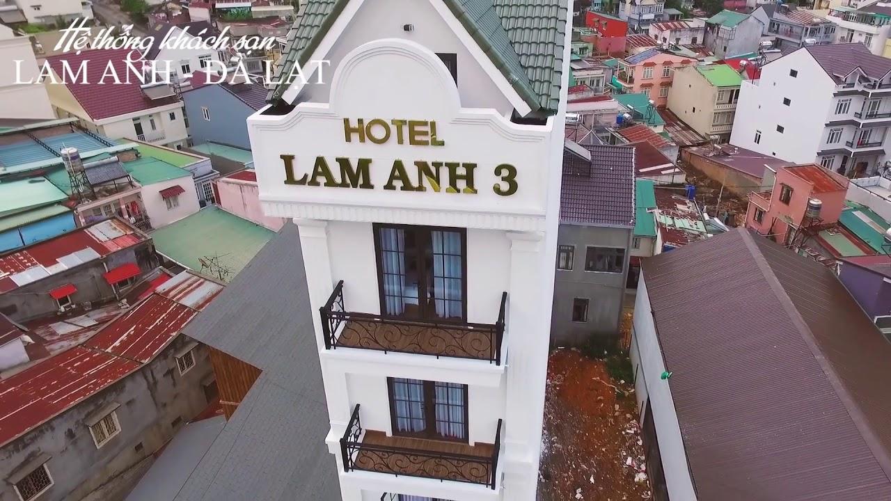 Khách sạn Lam Anh 3 Đà Lạt – Các địa điểm du lịch nổi tiếng tại Đà Lạt