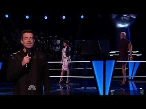 Paula Deanda Vs Sisaundra Lewis - Do What U Want   The Battle   The Voice S6