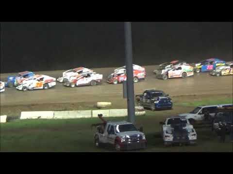 Big Block Modifieds - Lernerville Speedway - Steel City Stampede