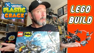 Plastic Crack: Ep. 2- Stevie's Lego Batman Set Build & Review!