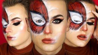 Spider-Man Mask (Halloween tutorial) | Stysio