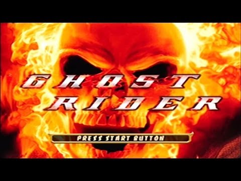 Ghost rider Ps2 (Parte 1) Travel Video