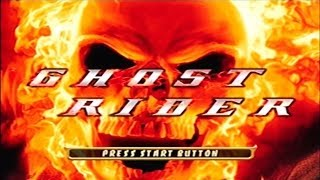 Ghost rider Ps2 walkthrough part 1 (no commentary)